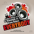 Holmes & Watson aka. Dj Hlsznyik vs. Wave Riders - Everybody maxi cd lemez bortt.