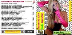 Rádió Promotion 2009 válogatás lemez. Rajta a Könnyű Dj Hlásznyik Remixe!