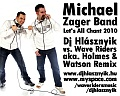 Michael Zager Band - Let's All Chant 2010 (Dj Hlásznyik vs. Wave Riders Remix) [Video]